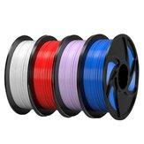 TronHoo® 1Kg TPU-filament 1,75 mm zwart / wit / grijs / blauw voor 3D-printer