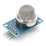 3 piezas MQ-2 Probador del módulo del sensor de gas butano LPG de humo Geekcreit para Arduino - productos que funcionan con placas oficiales Arduino