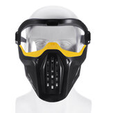 Durable Rival Battling Outdoor Counter Face Mask For Kids Children