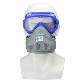 Volgelaatsmasker Gasmasker Stofbril Anti-stofkap Veiligheid Chemisch filter