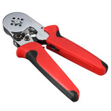 0.25-10mm2 Self-adjusting Terminal Wiring Harness Crimping Plier Ratchet Tool