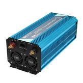 BELTTT 4000W 12V / 24V naar 220V zuivere sinusomvormer Batterijlader UPS-omzetter