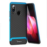 IPAKY Shockproof Hard PC + Soft TPU Back Cover Protective Case for Xiaomi Mi A2 Mi 6X Mi6X