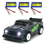 SG 1603 RTR Several Battery 1/16 2.4G 4WD 30km/h RC Car LED Light Drift On-Road Proportional Vehicles Model