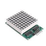 DM11A88 8x8 Square Matrix Red LED Dot Дисплей Модуль UNO MEGA2560 DUE Raspberry Pi