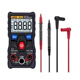 ANENG V01A Digitale True RMS Multimeter Tester Autoranging Automotriz Multimeter met NCV Data Hold LCD-achtergrondverlichting + Zaklamp
