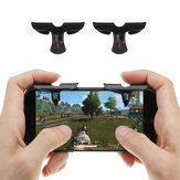 Bakeey Gaming Trigger Shooter Controller Touchscreen Mobil Gamepad Joystick für Smartphoens