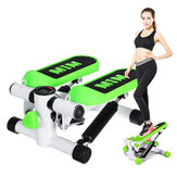 Cardio Fitness Stepper Multifunktionales Laufband Bein Taille Trainingsgerät Fitnessstudio Heimsport Radfahren mit elastischem Seil