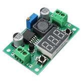 5pcs LM2596 DC-DC 1.3V - 37V 3A Adjustable Buck Step Down Power Module 150KHz Internal Oscillation Frequency With Digital Display Over-Heat And Short Circuit Protection Function