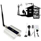900Mhz LCD GSM Signaalversterker voor mobiele telefoon Booster Versterker + antennekit