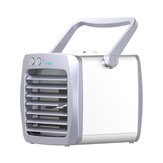 3-Speed Mini Air Conditioner Box Fan Water Cooling Fan Air Cooler Humidifier Portable