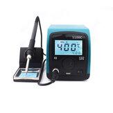 5100C 75W LCD Estación inteligente sin plomo Soldadura Soldadura digital a temperatura constante Soldadura Plancha con interfaz USB