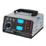 400W 12V / 24V universele elektrische auto-acculader Automobile Motorcycle Auto Repair Battery Charging Machine