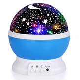 Star Night Lights for Kids Star proiettore Night Light Projection lampada for Children Baby Nursery Camera da letto Regali di compleanno Decorazioni natalizie