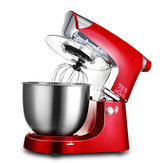 STELANG SC-203 5L / 1000W Kitchen Electric Mixer Kneading Dough Machine Egg Beater Electric Mixer Cream Whipping Machine For Home Baking