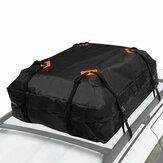 475L Araba Çatı Kargo Çanta 420D Su Geçirmez Araba Top Arabarier Çanta Valiz Outdoor Seyahat için Depolama Arabarier