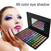 POPFEEL 88 Color Eye Shadow Nude Earth Pearlescent
