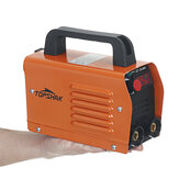 Topshak ZX7-250 250A 220V Mini Electric Welding Machine Portable Digital Display MMA ARC DC Inverter Plastic Welder Weld Equipment