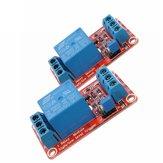 2 قطع 5V وحدة تتابع مستوى الزناد optocoupler 1 قناة Geekcreit لاردوينو - المنتجات التي تعمل مع لوحات اردوينو الرسمية