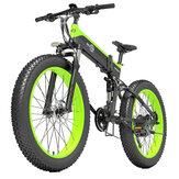 [EU DIRECT] Bezior X1500 12.8Ah 48V 1500W Opvouwbare bromfiets Elektrische fiets 26 inch 40 km / u Topsnelheid 100 km Kilometerstand Max. Belasting 200 kg