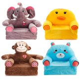 Children's Folding Sofa Cartoon Animal Chair Cushion Home Household Kindergarten Baby Chair Seat Supplies