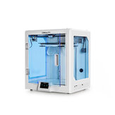 Creality 3D® CR-5 Pro Industry 3D Printer 300*225*380MM Print Size Multiple Filament Supported with Silent Motherboard 2560 Master Chip/24V/ 350W Brand Power Supply/Carborundum Glass Print Bed