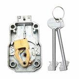 Practice Safe Case Lock Blade Lock Pickverktyg Låsverktyg