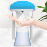 2 in 1 Automatic Induction Soap Dispenser Toothbrush Sterilizer Holder Touchless Foam Washer Hand Washing Machine