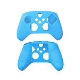 DOBE TYX-0626 Beschermhoes voor Xbox-serie SX Gamepad-hoes Antislip beschermende schaal met tuimelkap