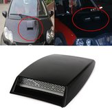 1Pcs Car Side Vent Air Flow Fender Engine Intake Cover Hood Decorative Stickers