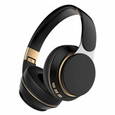 Bakeey 07S składany zestaw słuchawkowy bezprzewodowy 20 godzin odtwarzania słuchawki bluetooth na ucho Wbudowany mikrofon stereo