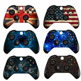 Skin Decal Sticker Cover Wrap Protector per Microsoft Xbox One Gamepad Controller di gioco