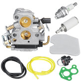 Kit carburateur pour carburateur C1T-W33 4 Zama Husqvarna 240 240E 235 235E