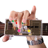 Anti-Pain Finger Cots Guitar Assistant Teaching Aid Guitar Learning System Teaching Aid For Guitar Beginner