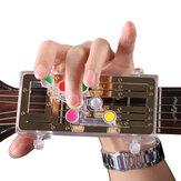 Anti-Pain Dots Berços Assistente de Guitarra Auxiliar de Ensino Sistema de Aprendizagem de Guitarra Auxiliar de Ensino Para Iniciantes de Guitarra