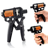 10KG-50KG Carbon Steel Adjustable Hand Grip Strengthener Trainer Hand Power Exerciser Gripper