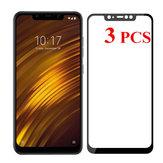 3PCS Bakeey Anti-explosie 9H Gehard Glas Screen Protector voor Xiaomi Pocophone F1 Niet-origineel