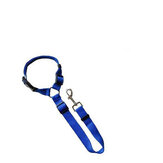 KCASA Pet Car Safety Belt Practical Dog Cat Pet Safety Necklace Adjustable Car Seat Belt Harness Leash Travel Clip Strap Lead Car Seat Belt