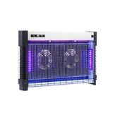 Διπλός πυρήνας Mt-699 10W Dispeller ηλεκτρικών κουνουπιών προσελκύει λάμπα LED Zapper Σίγαση ασφαλούς υπεριώδους φωτός