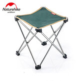 Naturehike NH15D012-B Portable Folding Chair Aluminum Alloy Picnic BBQ Beach Stool