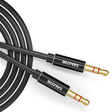 SAMZHE AUX Cable 3.5mm Audio Cable 3.5 mm Jack Speaker Cable for Headphone Laptop Music Player Phone