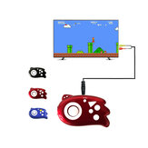 8-bit Mini TV Game Console Built-In 89 Classic Game Handheld Video Game Player Controller Mendukung Output TV