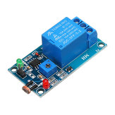 Photosensitive Resistance Sensor With Relay Module 5V Optical Control Light Tracking Switch Module