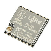 3Pcs Smart Electronics SX1278 LoRa Ra-02 Módulo sem fio Spectrum Wireless / Ultra Far 10KM / 433M