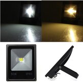 50W Wit / Warm Wit IP65 LED Flood Light Wash Outdoor AC85-265V