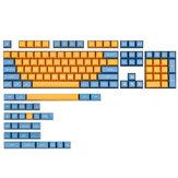 Maxkey KA 134 Key SA ABS Keycaps Full Size Layout Keycap Set for Mechanical Keyboard