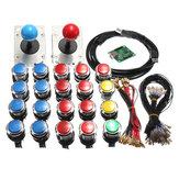 ممر ليد مامي 2 لاعب أوسب حزمة كيت 2 المقود 4 و 8 طريقة 20 دفع أزرار
