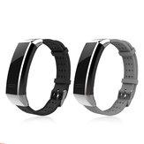 Mijobs Wristband Silicone Watch Banda para Huawei Banda 2 Pro B19 B29 Smart Watch