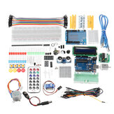 Basic Experimental Starter Kits With UNO R3 DC Motor LCD1602 Display With Plastic Box Package