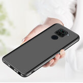 Bakeey for Xiaomi Redmi Note 9 / Redmi 10X 4G Case Silky Smooth Anti-fingerprint Shockproof Hard PC Protective Case Back Cover